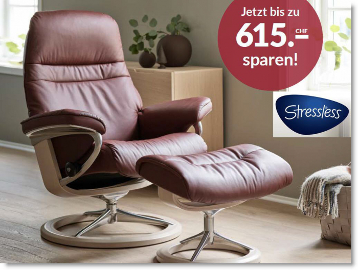 Stressless Aktion Relaxsessel Sunrise