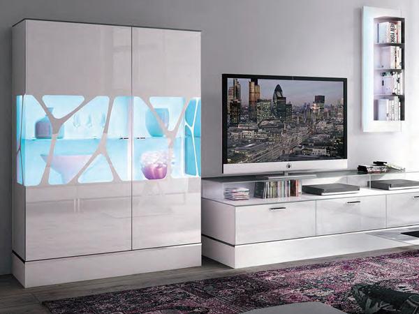 wohnwand leonardo living cube m bel waeber webshop. Black Bedroom Furniture Sets. Home Design Ideas