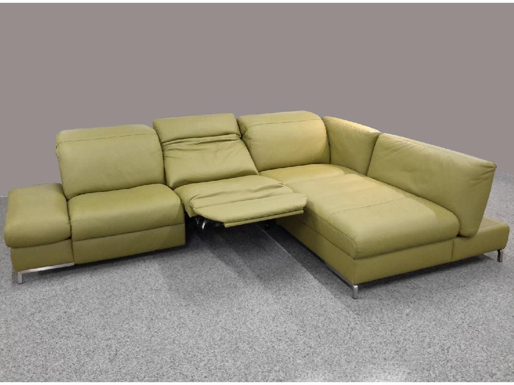 Sofa Planopoly In Leder Mit Motorischer Verstellung Mobel Waeber