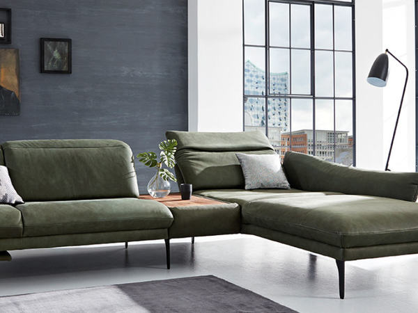 Sofa Mit Relaxfunktion Und Sitztiefenverstellung