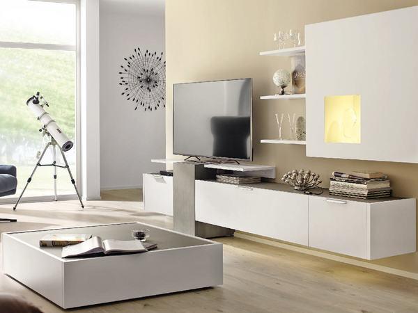 wohnwand h lsta fena mit massiv holz oder lack weiss m bel waeber webshop. Black Bedroom Furniture Sets. Home Design Ideas