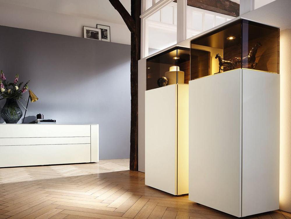 wohnwand h lsta gentis m bel waeber webshop. Black Bedroom Furniture Sets. Home Design Ideas