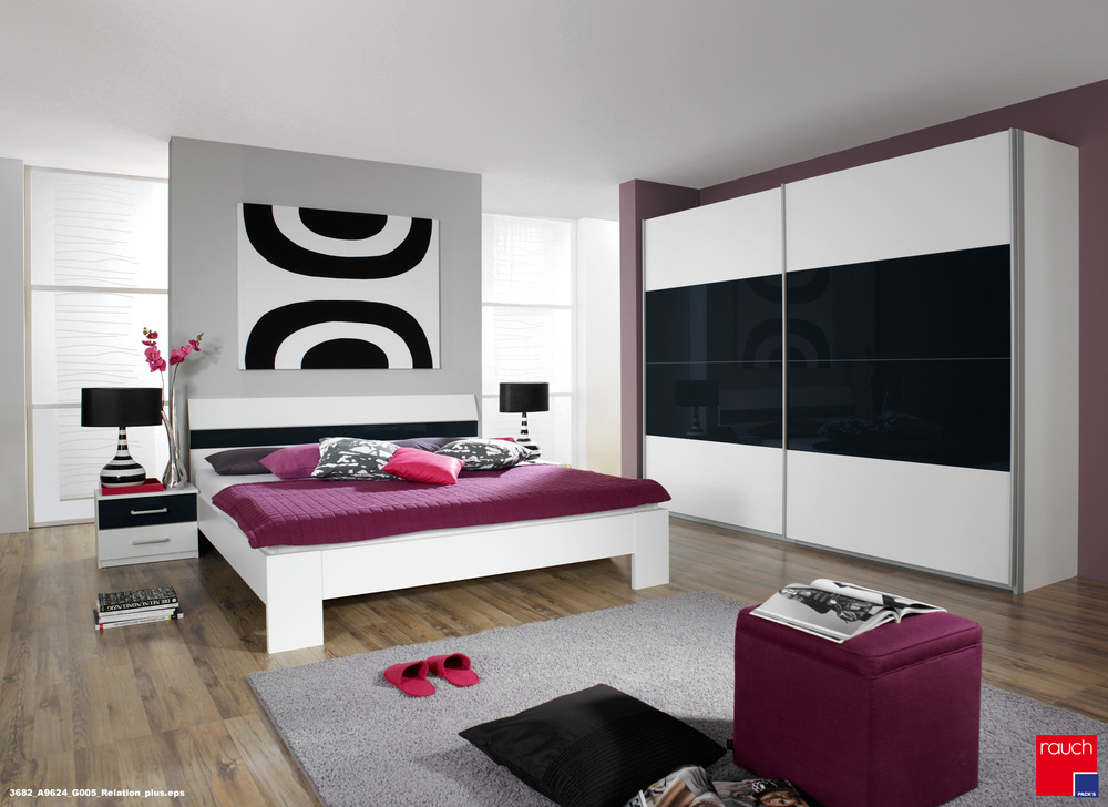schlafzimmer relation plus m bel waeber webshop. Black Bedroom Furniture Sets. Home Design Ideas