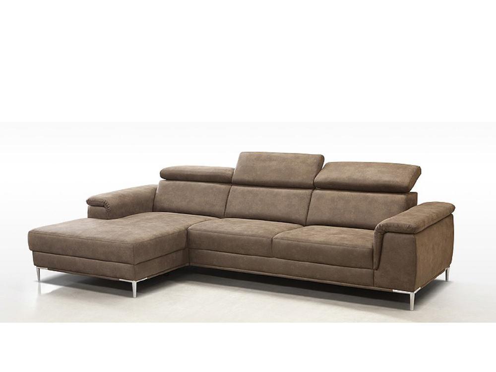akador sofa brown colored original gepade akaduor. Black Bedroom Furniture Sets. Home Design Ideas