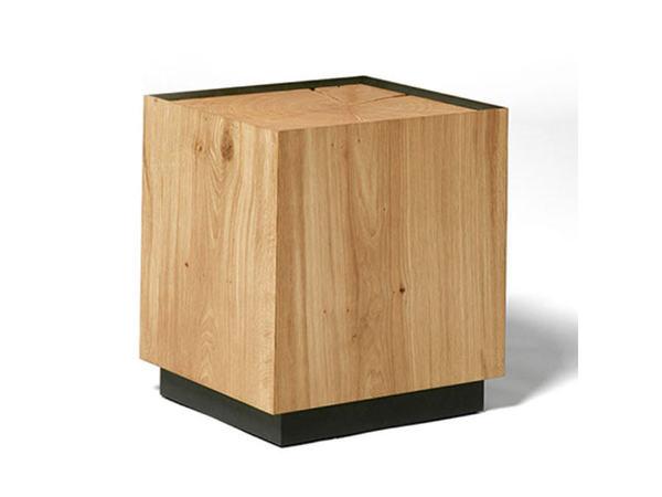 dryad beistelltisch eiche massiv m bel waeber webshop. Black Bedroom Furniture Sets. Home Design Ideas