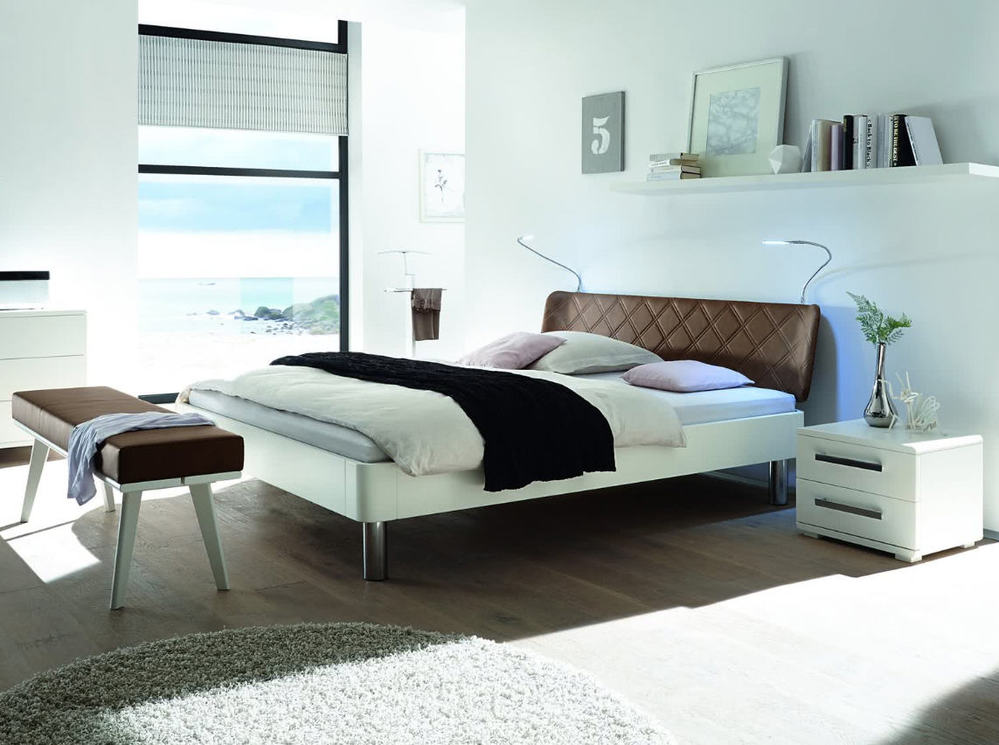 fine line syma bett m bel waeber webshop. Black Bedroom Furniture Sets. Home Design Ideas