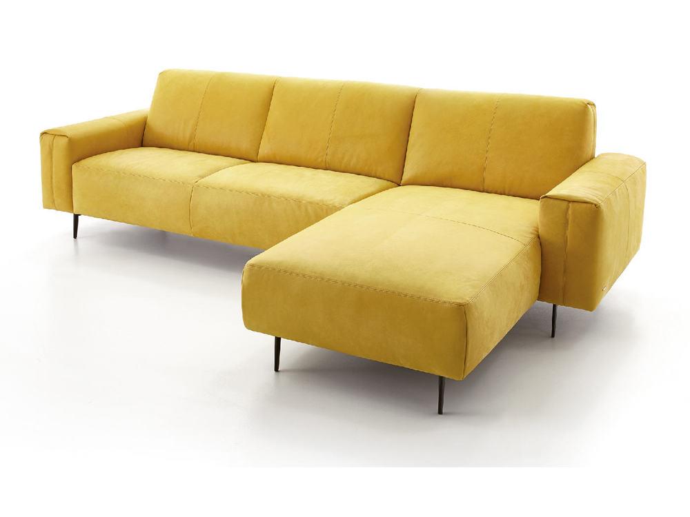 sofa garret mit legerer polsterung m bel waeber webshop. Black Bedroom Furniture Sets. Home Design Ideas
