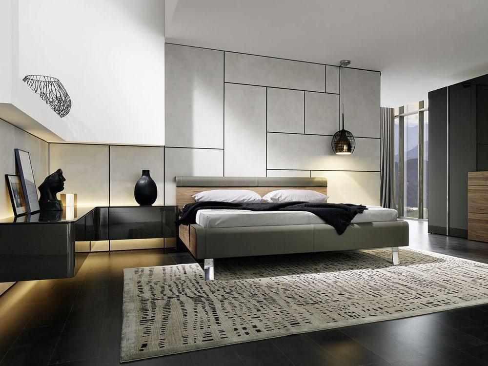 schlafzimmer h lsta gentis in eiche naturstamm oder kernnussbaum m bel waeber webshop. Black Bedroom Furniture Sets. Home Design Ideas
