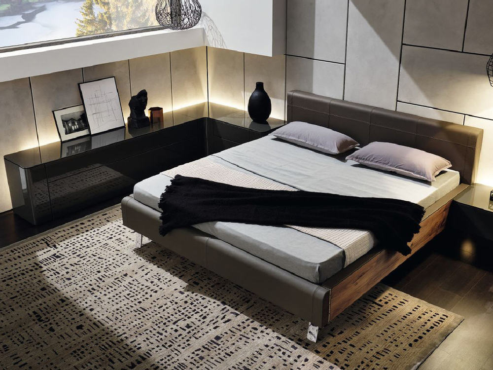 schlafzimmer h lsta gentis in eiche naturstamm oder. Black Bedroom Furniture Sets. Home Design Ideas