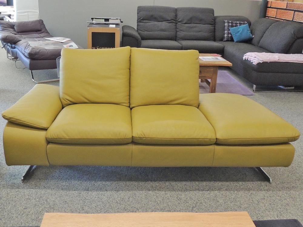sofa mexico city in leder olive mit relaxfunktion m bel waeber webshop. Black Bedroom Furniture Sets. Home Design Ideas