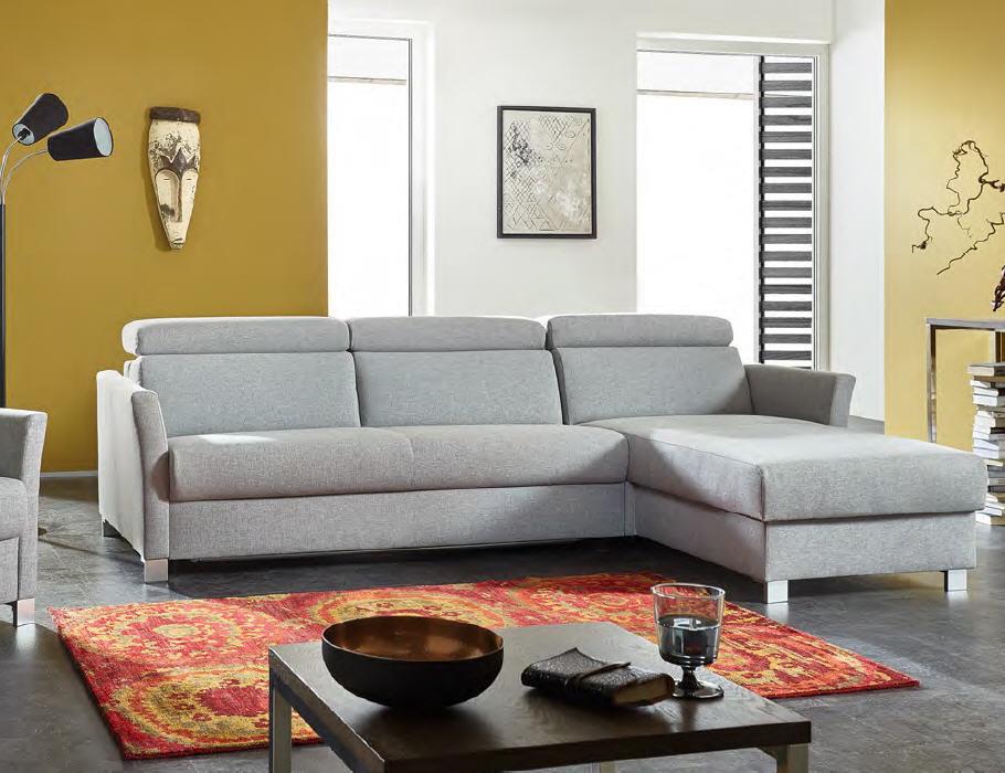 bettsofa sabrina in stoff oder leder m bel waeber webshop. Black Bedroom Furniture Sets. Home Design Ideas