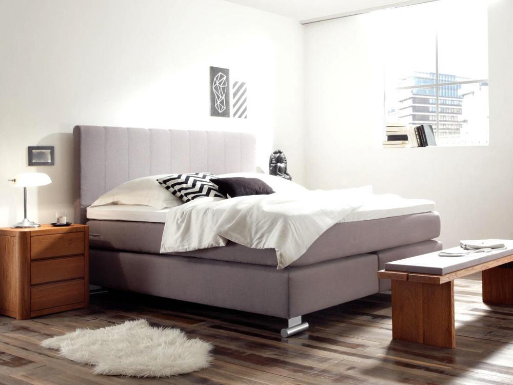 classic boxspringbett m bel waeber webshop. Black Bedroom Furniture Sets. Home Design Ideas