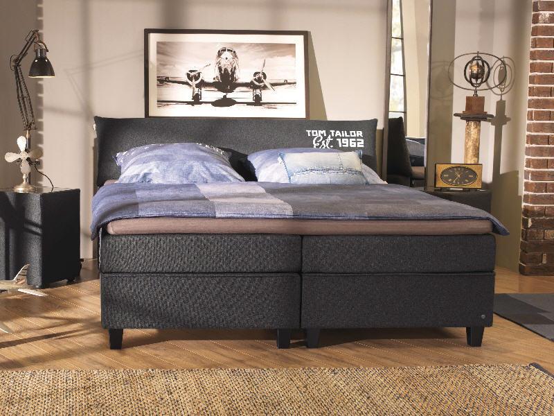 tom tailor color box boxspringbett m bel waeber webshop. Black Bedroom Furniture Sets. Home Design Ideas