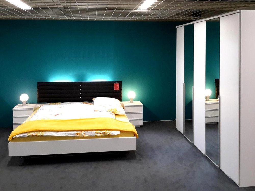 palazzo bett nachttische und schrank komplett m bel waeber webshop. Black Bedroom Furniture Sets. Home Design Ideas