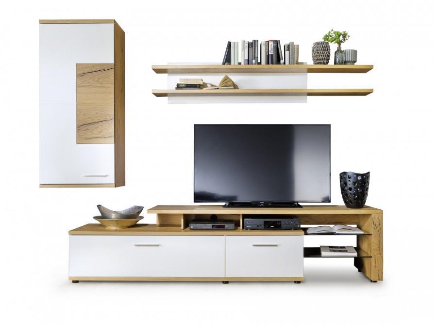 sch n wohnwand riffbuche ideen innenarchitektur kollektion. Black Bedroom Furniture Sets. Home Design Ideas
