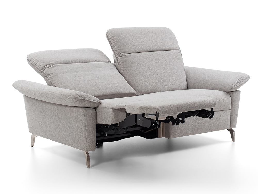 sofa scuol in stoff mit relaxfunktion m bel waeber webshop. Black Bedroom Furniture Sets. Home Design Ideas